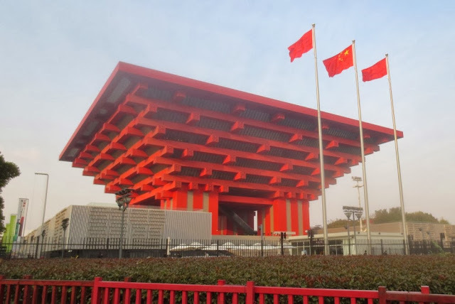 China-Pavillon Expo, Shanghai