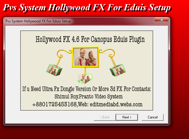 hollywood master fx for edius 6 free download