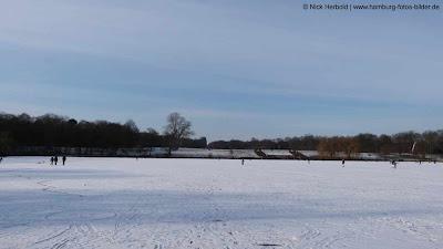 Eisbahn Hamburg, Winter Stadtpark