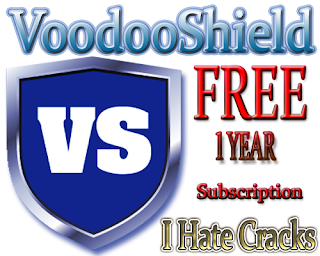 Get VoodooShield With One Year Free Subscription
