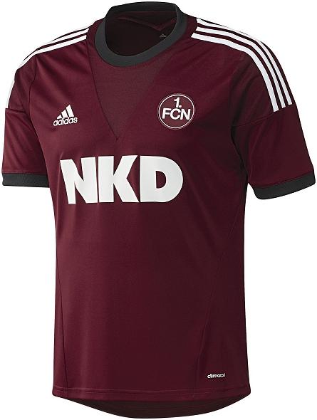 5eb78a583b ... Adidas lança nova camisa titular do Nuremberg - Show de Camisas  0cb2792812d1df ...