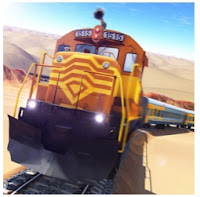 Train Simulator by i Games 2.0 Apk