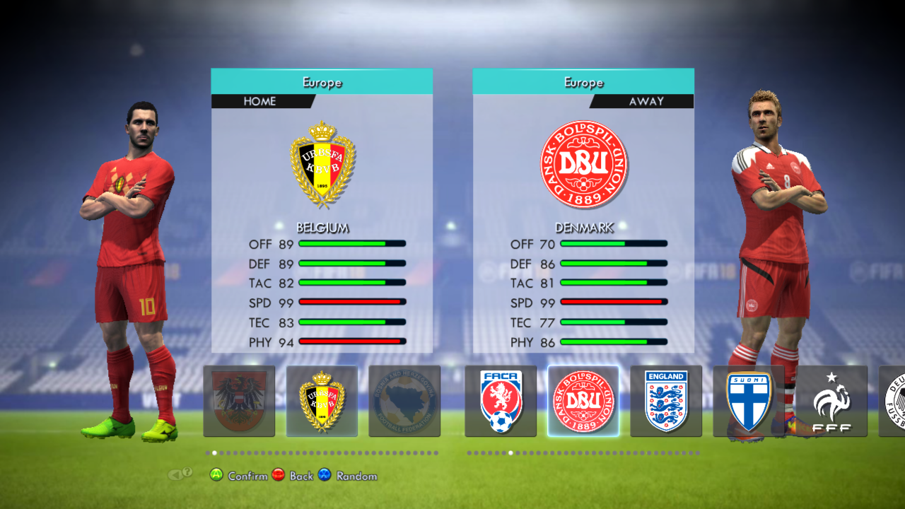 4cd191f61 PES 2013 R-Patch Update 3.0 FIFA World Cup Qualification Edition 2018