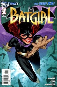 Batgirl – Truyện tranh
