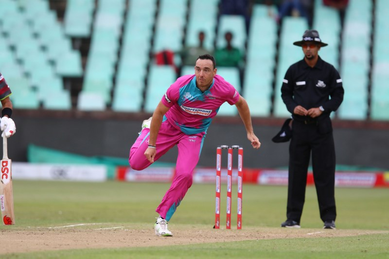 Kyle Abbott - Durban Heat - Mzansi Super League
