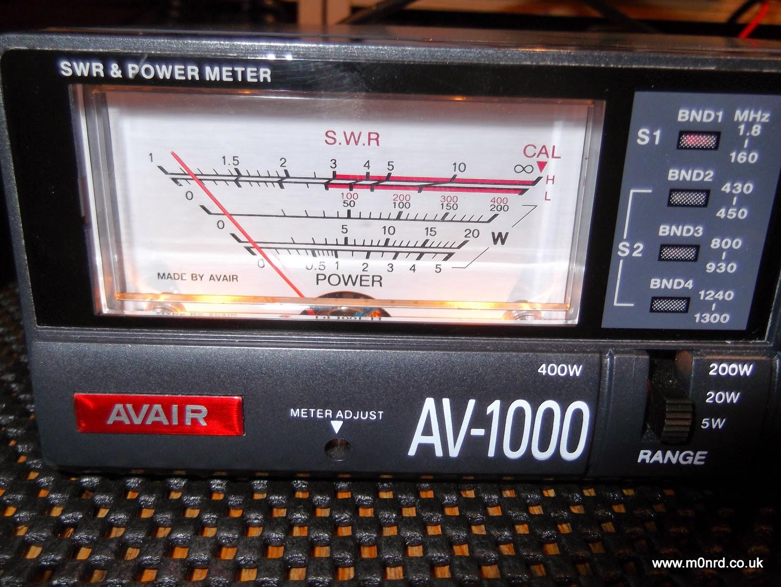 Mini 1300 Antenna Analyzer