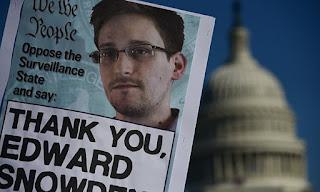 Edward Snowden je hrdina!