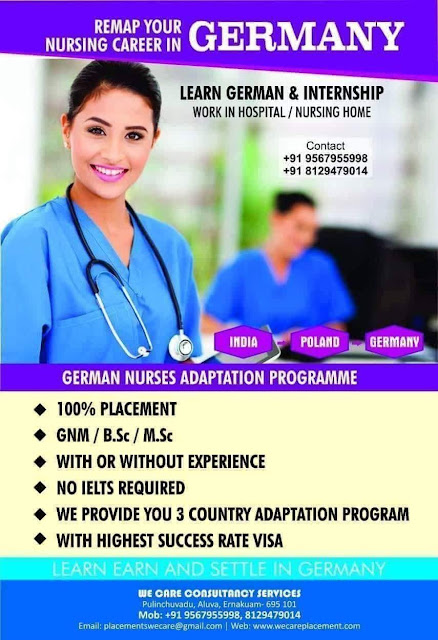 REMAP YOUR NURSING CAREER IN GERMANY