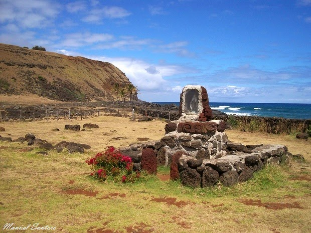 Isola di Pasqua, santuario sull'oceano