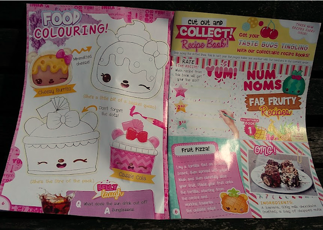 Num Noms Series 4 and Num Noms Lights Series 2.1 - Review Magazine