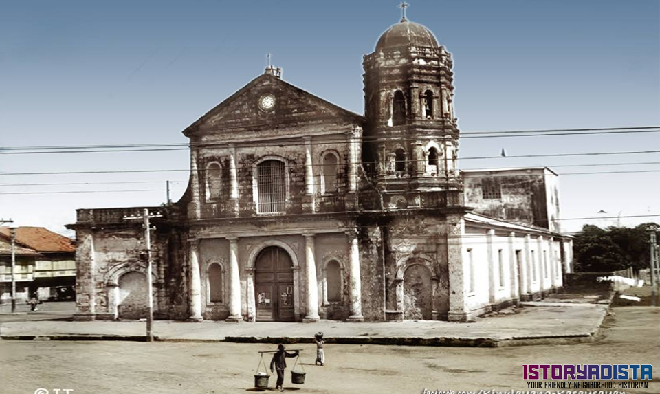 Camisa Church, Binondo, Manila (c1900s)