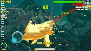 Gameplay Hungry Shark Evolution Mega Mod