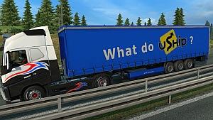 Uship trailer mod