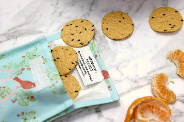 Easy Plastic Free Swaps to Make In Your Kitchen - Eco Friendly Alternative to Zip Lock Bags