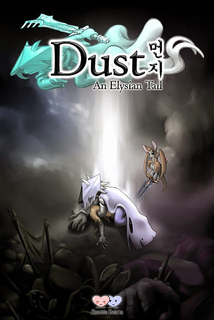 Dust An Elysian Tail (game pc)