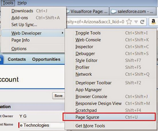 CloudForce4u: Pre populate field values while creating new
