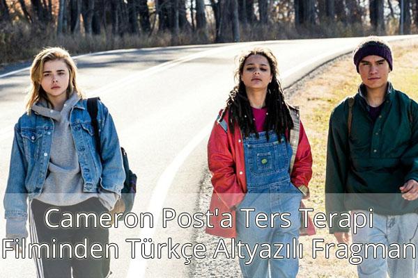 Cameron Post'a Ters Terapi Türkçe Altyazılı Fragman İzle