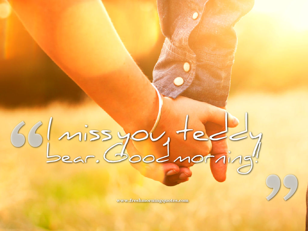 Good Morning Images with Love Quotes (!)