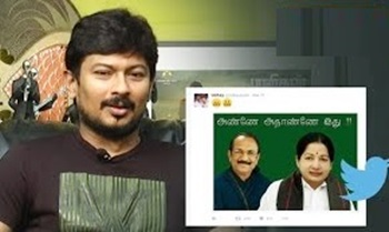 Udhayanidhi Stalin's Political Tweets? | Manithan Special!
