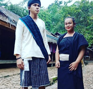 Kesenian, Senjata Tradisional, Pakaian Adat, Rumah Adat Suku Baduy Banten