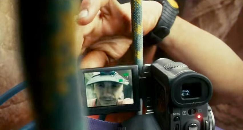 127 horas - el fancine - Cine y acción - Aventura