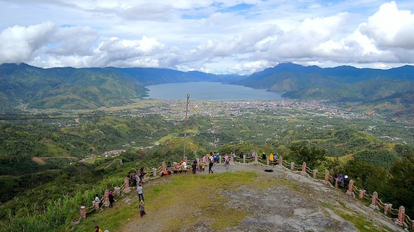 Pantan Terong, Tourist Attraction in Aceh