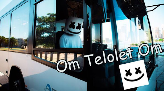 "What is the meaning of ""Om Telolet Om""?"