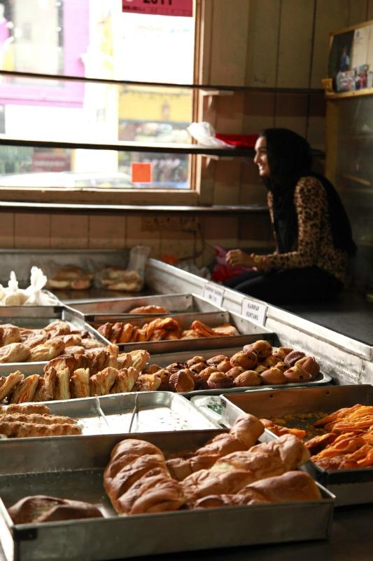 Kedai Roti Jalan Dhoby