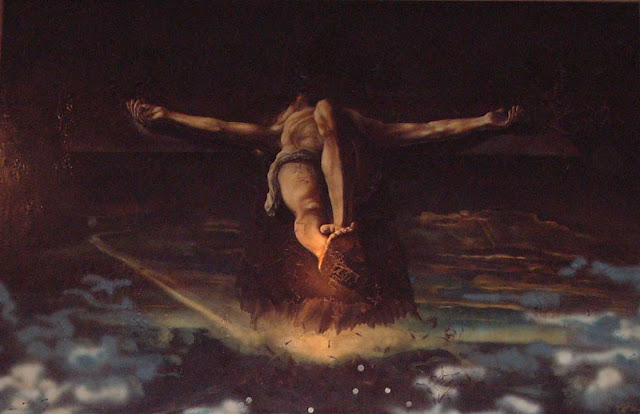 Risultati immagini per Cristo muore in croce immagine particolari