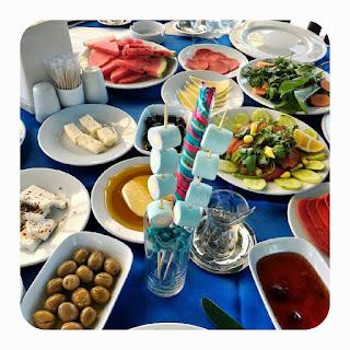 Mavi Kadar Huzurlu & Antalya Blogger Etkinlik