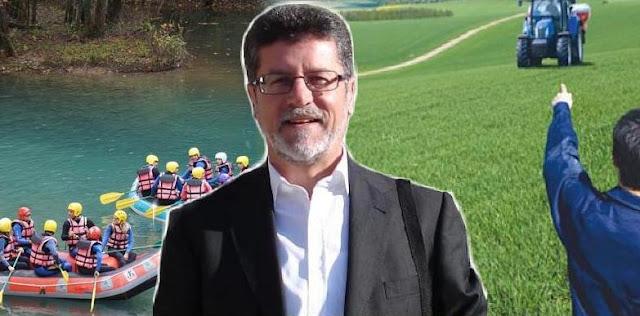 Πρωτογενής παραγωγή και τουρισμός, το αναπτυξιακό δίπολο για τον Δήμο Σουλίου - Του Νίκου Σπυρόπουλου