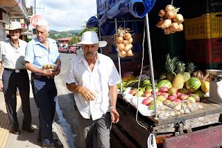 Puriscal Street Vendor