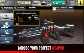 Kill Shot Virus Mod Apk v1.2.0 Unlimited Ammo