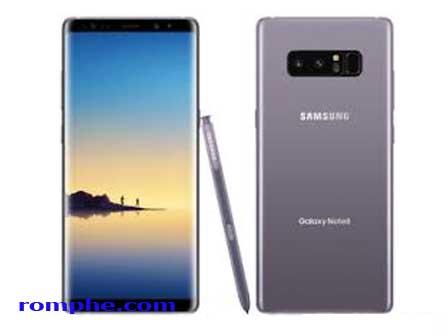Firmware Samsung Galaxy Note 8 SM-N950U1