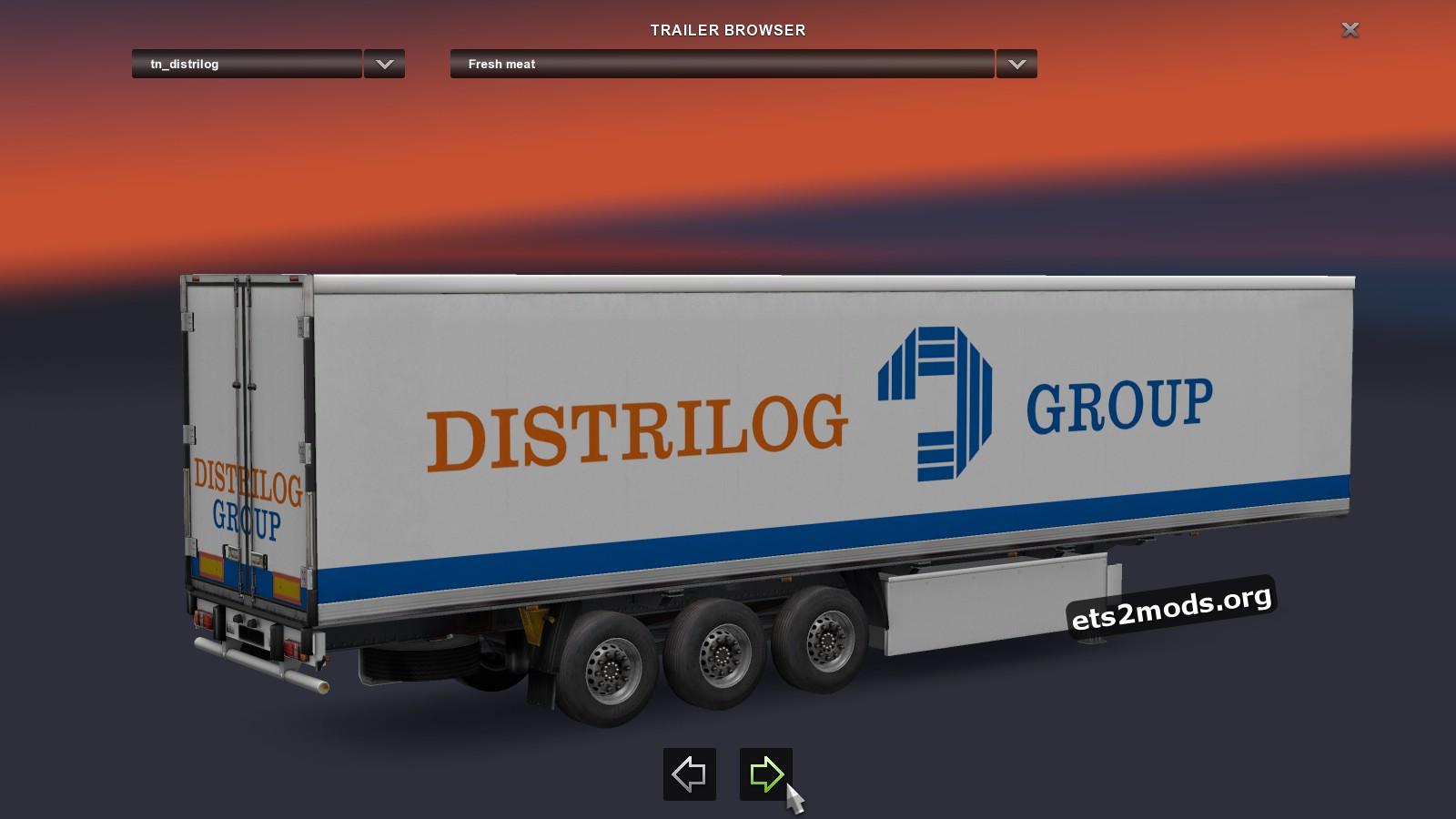 Distrilog Combo Pack
