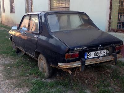 Stara Dacia rumunia
