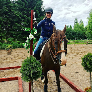 working equitation, Riitta reissaa, Ratsureima ranch
