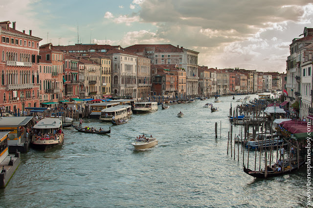 Venecia viaje Italia