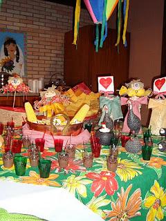10 Chá Bar em clima de Festa Junina!