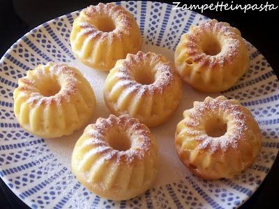 Mini ciambelle all'ananas - Dolce con ananas