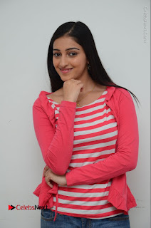 Telugu Actress Mouryani Latest Pos in Blue Denim Jeans  0050.JPG