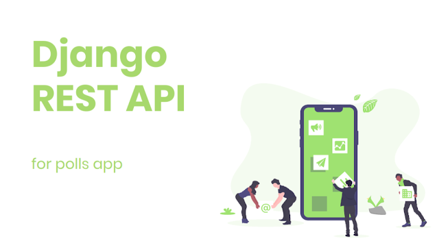 Django REST API for mysite/polls app and Presentation.