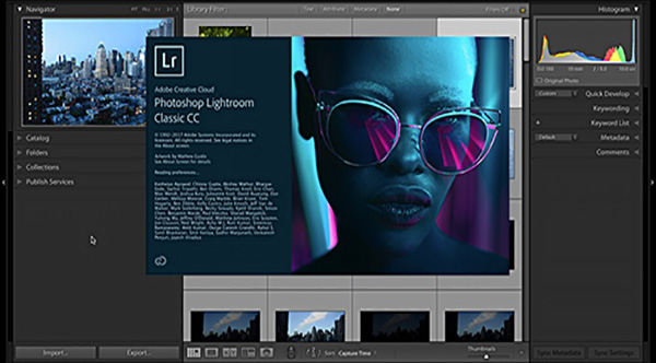Adobe Lightroom CC Free