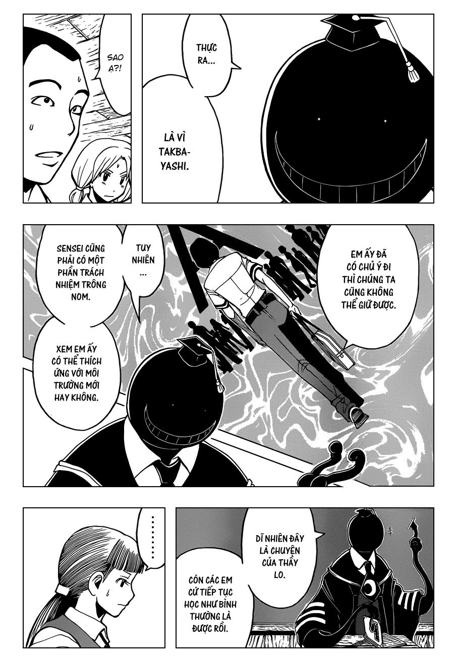 Ansatsu Kyoushitsu chap 78 trang 4