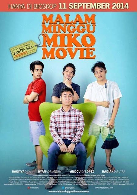 Sinopsis Malam Minggu Miko Movie (2014) - Film Indonesia
