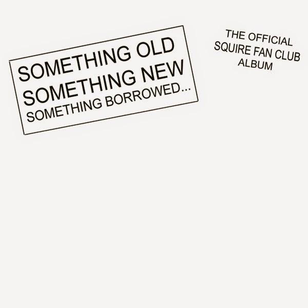 Something Old, Something New, Something