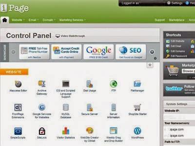 Alojamiento web – iPage Web Hosting