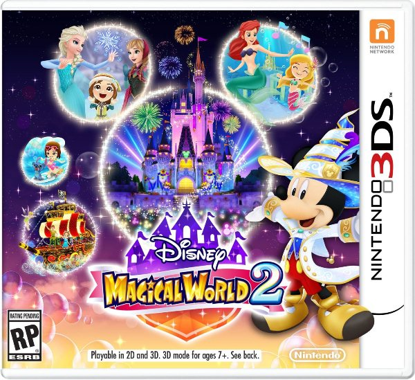 [GAMES] Disney Magical World 2 (3DS/EUR/MULTi5)