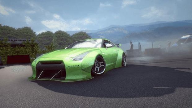 تحميل لعبة السيارات drift zone للكمبيوتر مضغوطة