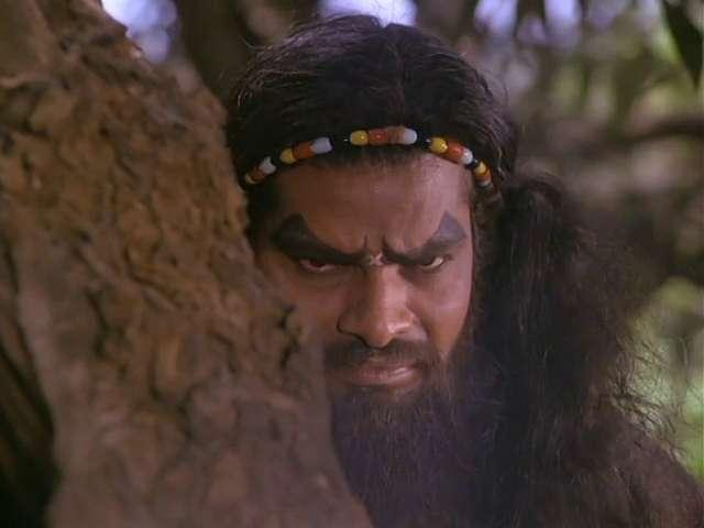 Veerana Evil Baba